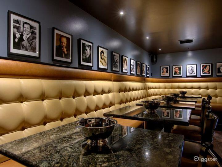 Slow Burn Cigar Cocktail Lounge Photo 5