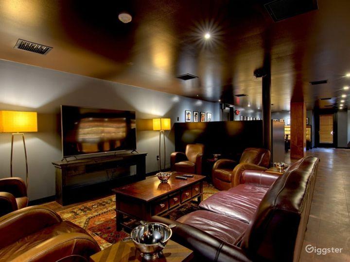 Slow Burn Cigar Cocktail Lounge Photo 2