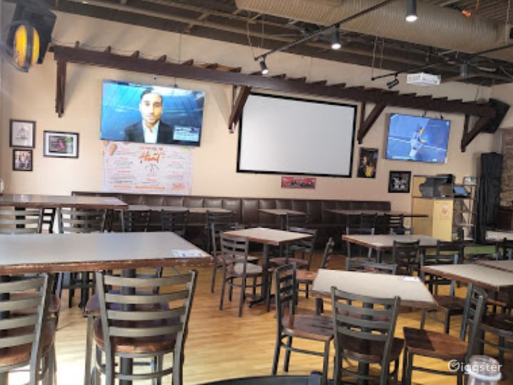 Fun and Spacious Lower Level Restaurant, Event Space in Decatur Photo 5