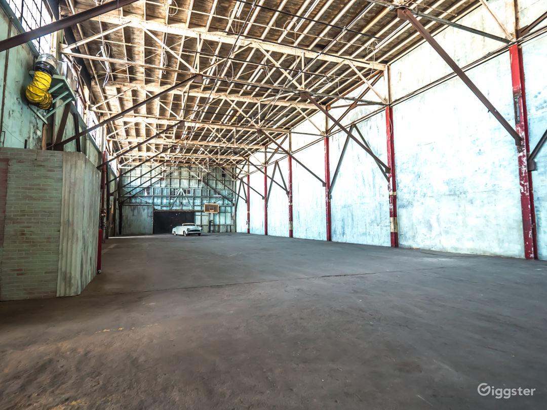 Grand Stage #1 LA Warehouse Studio Photo 4