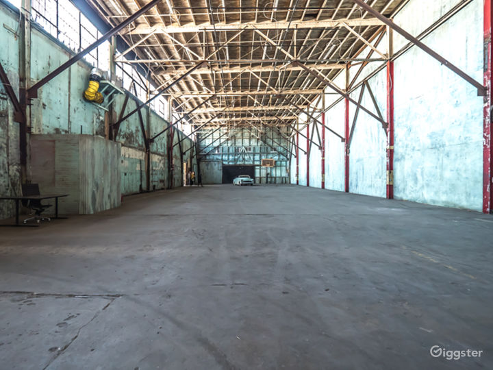 Grand Stage #1 LA Warehouse Studio Photo 2