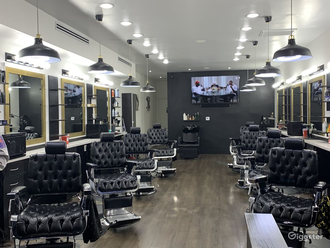9 station barbershop