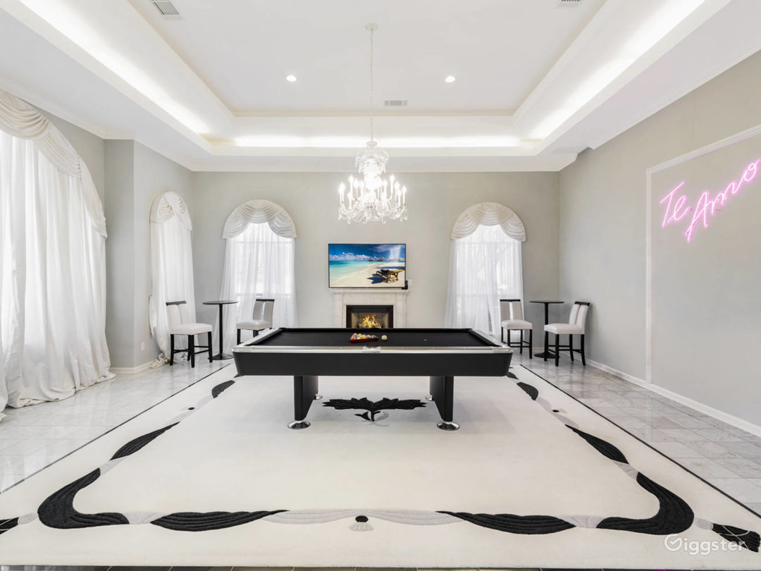 Extra Room - Carpet Has Been Replaced - Pool Table Moved - Room Can Be Dance Floor or Multi Purpose