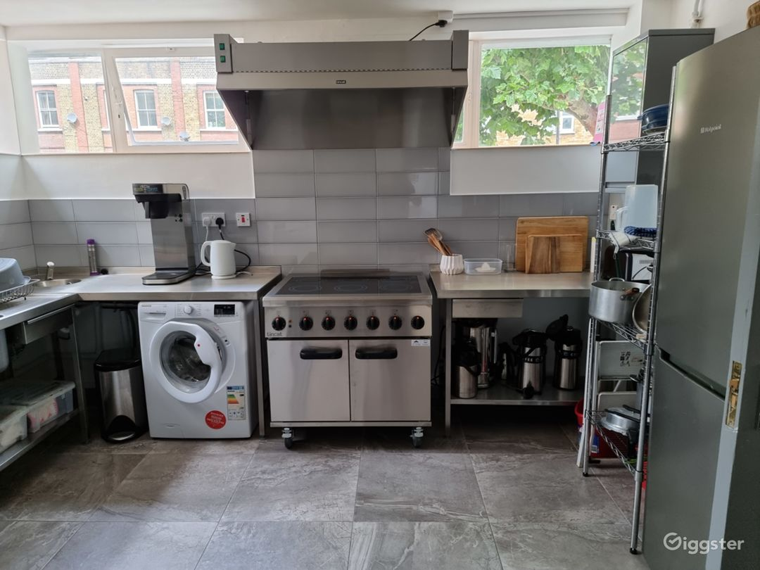 Cosy Kitchen in London Photo 1