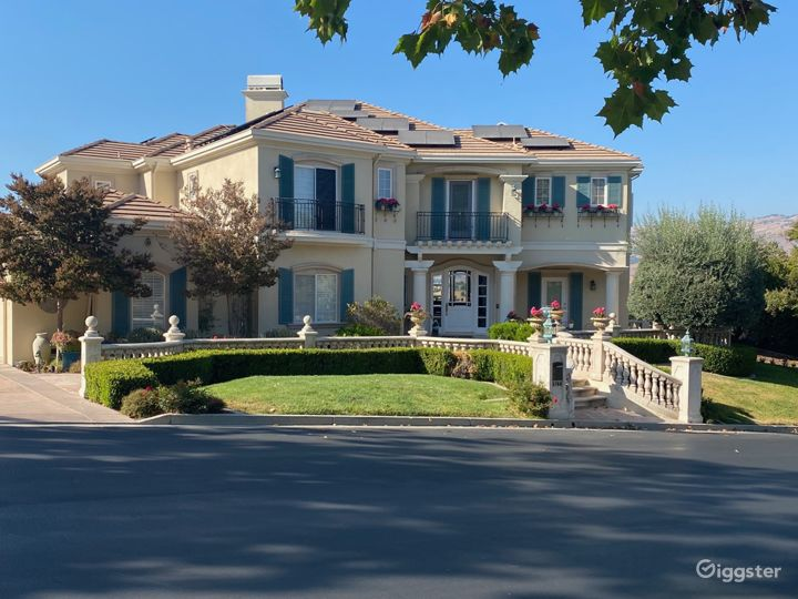 French Chateau in San Jose, CA Photo 3