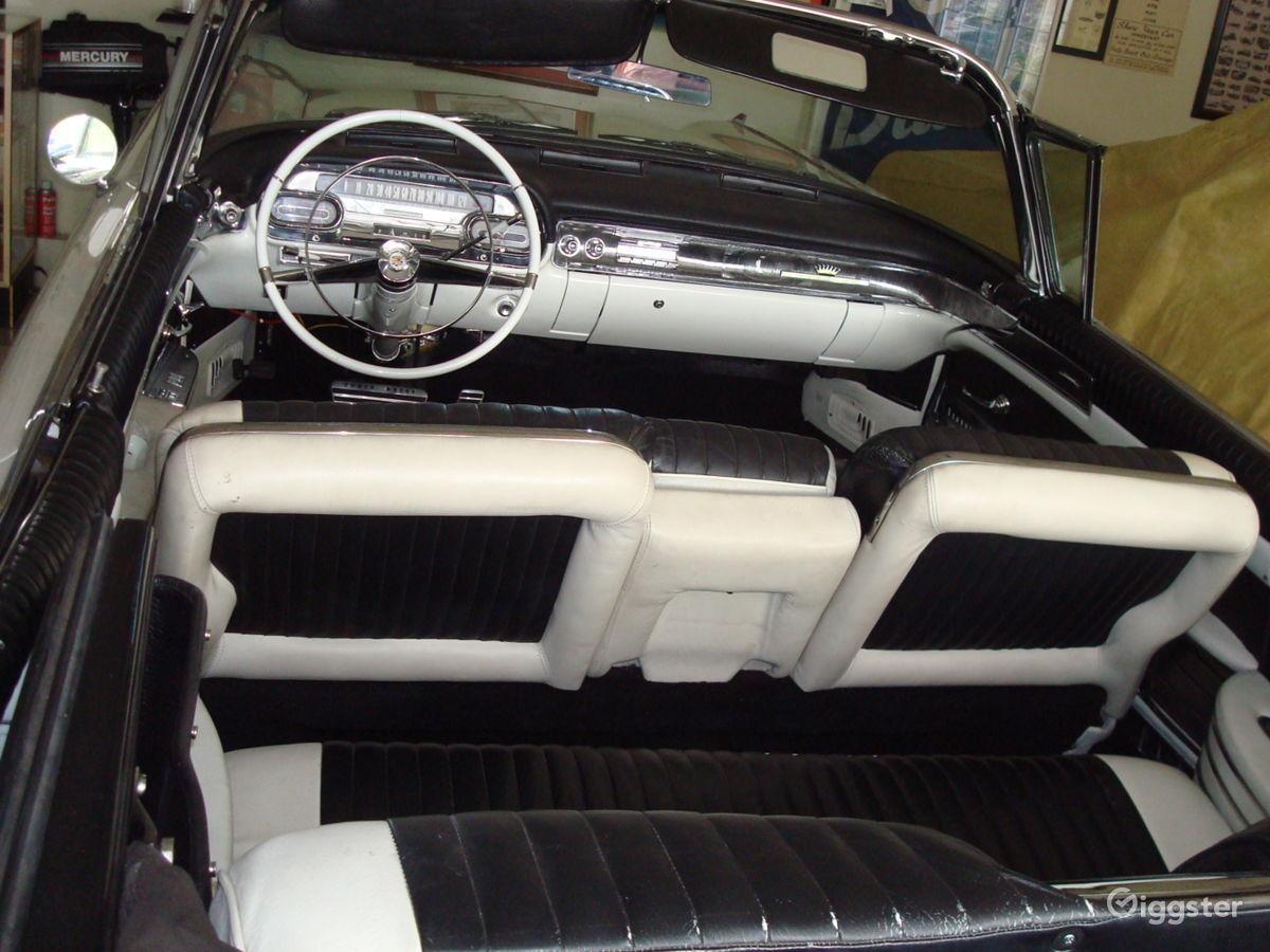 Rent 1958 Cadillac Eldorado Biarritz All Luxury Car Transportation
