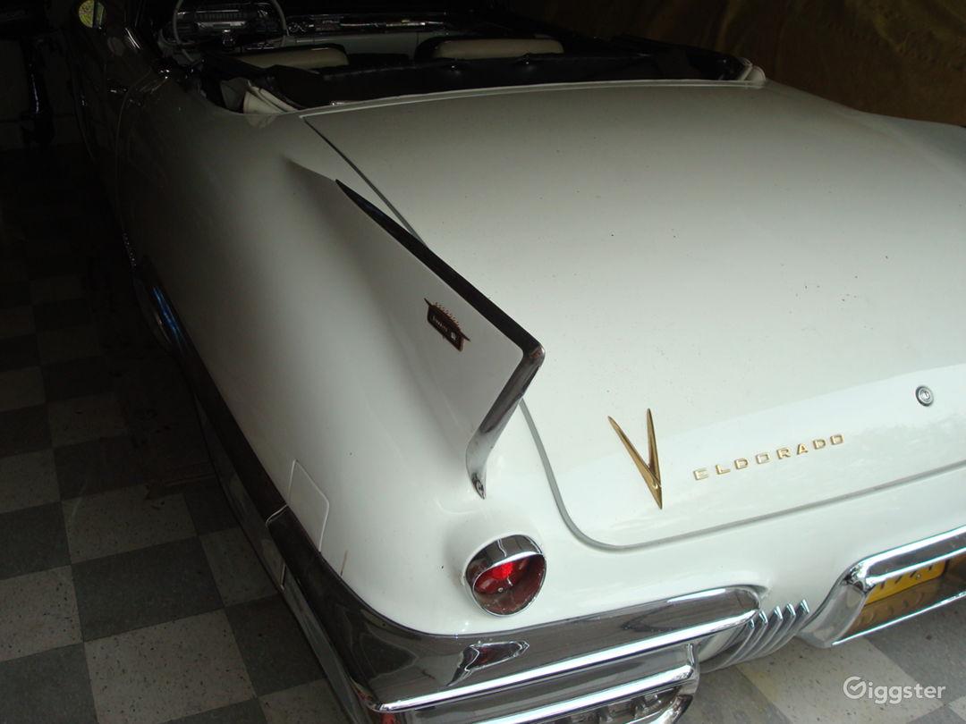 1958 Cadillac Eldorado Biarritz all Luxury Photo 5