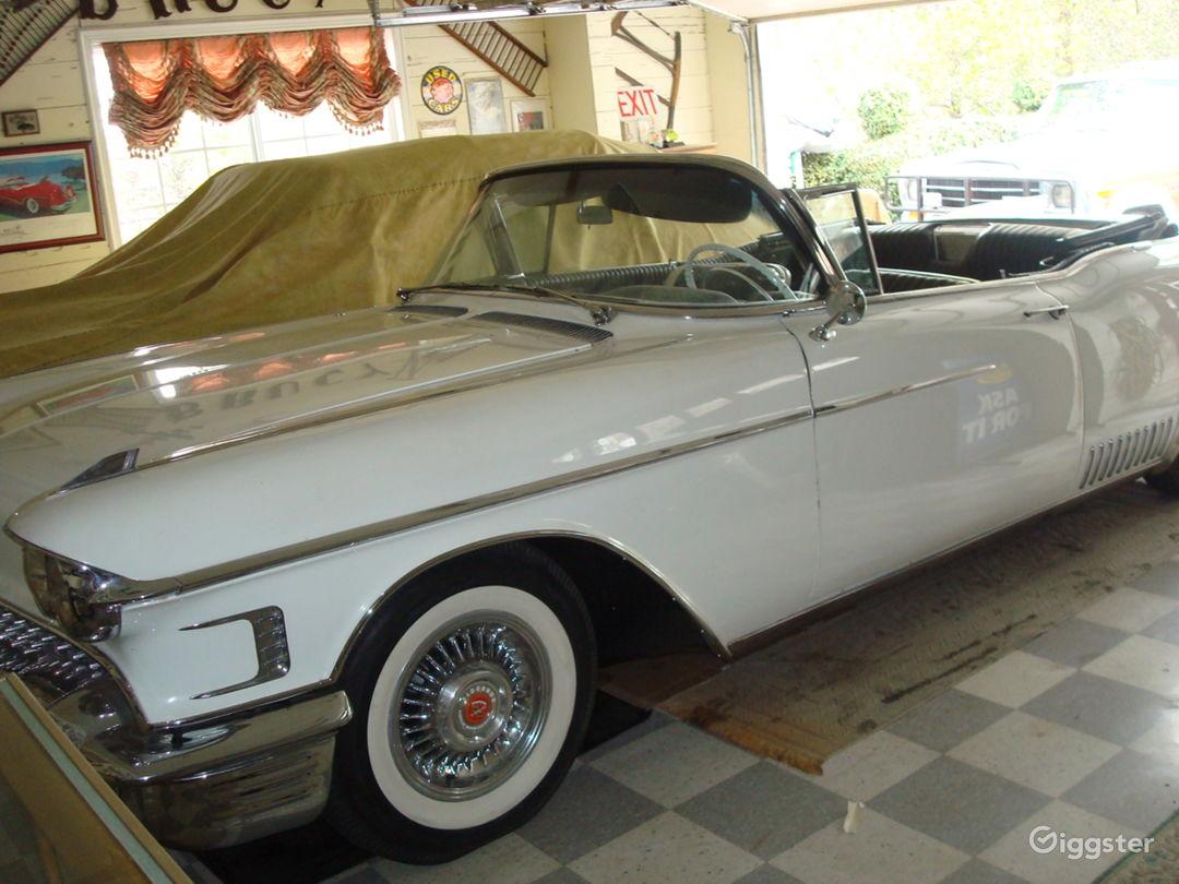 1958 Cadillac Eldorado Biarritz all Luxury Photo 4