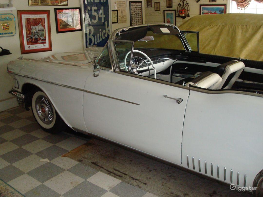 1958 Cadillac Eldorado Biarritz all Luxury Photo 3