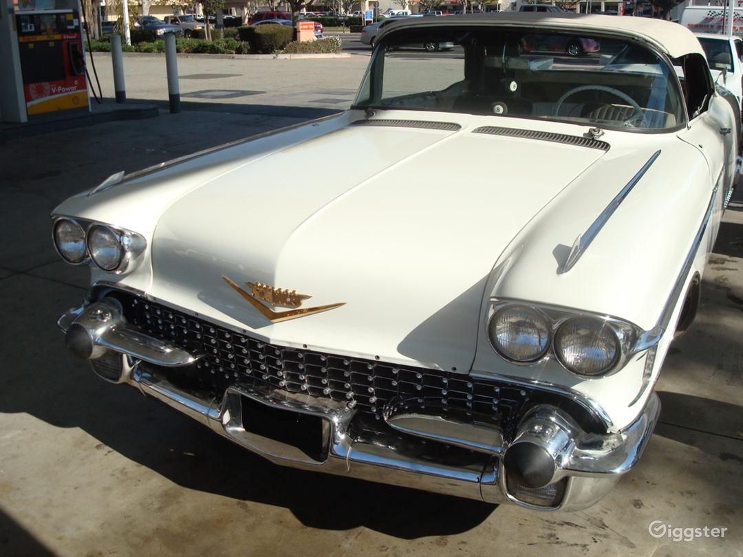1958 Cadillac Eldorado Biarritz all Luxury Photo 1