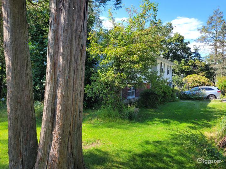Long driveway, 3 houses, parklike yard, parking Photo 3