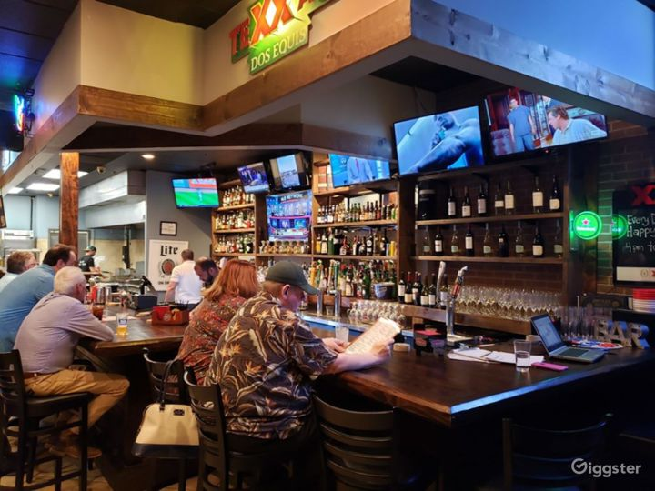Atmospheric Tavern in Dallas