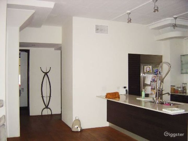 Contemporary Tribeca apartment: Location 4037 Photo 2