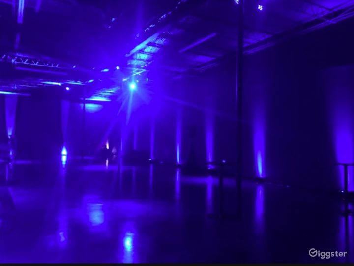 Open Warehouse Studio Event Space Photo 2