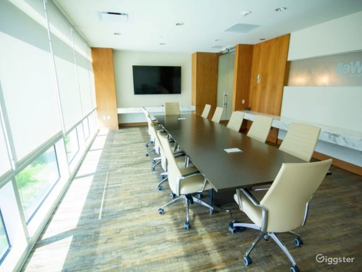 Large Conference Room with AV Capabilities Photo 2