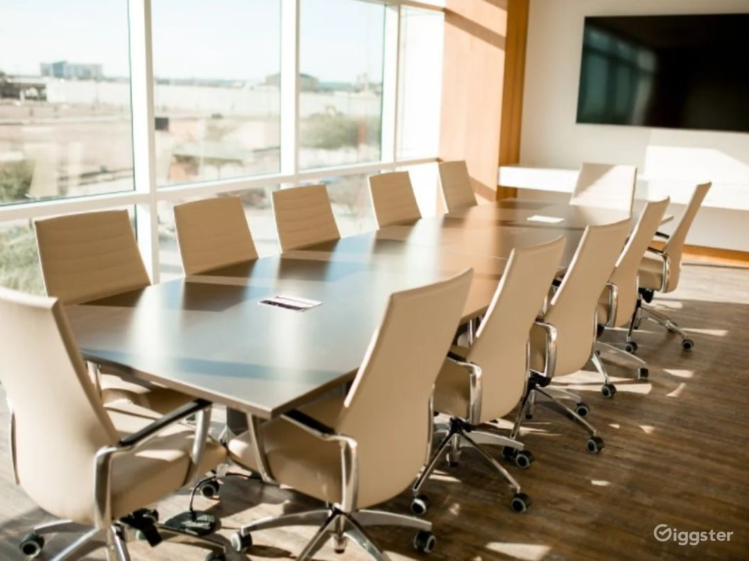 Large Conference Room with AV Capabilities Photo 1