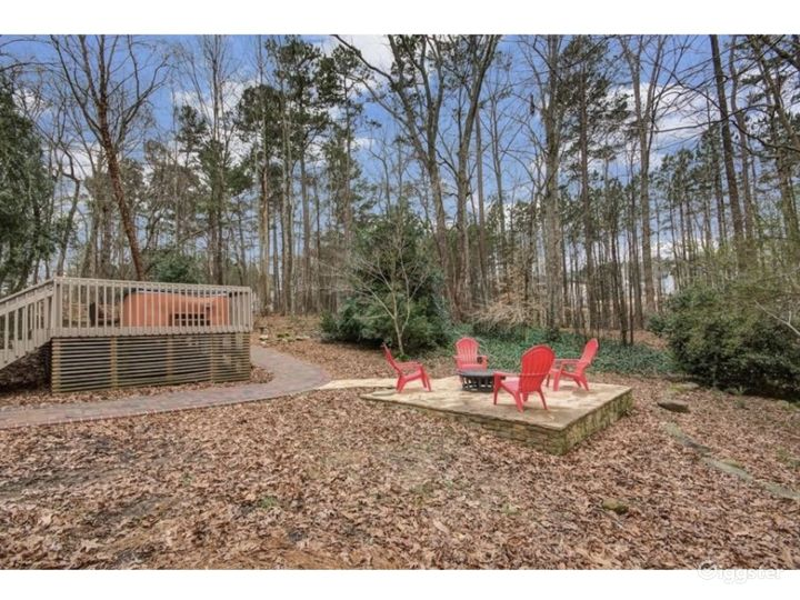 Beach house in the woods  Photo 4