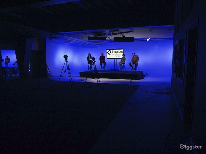 Downtown San Jose Film Studio Complex Photo 2