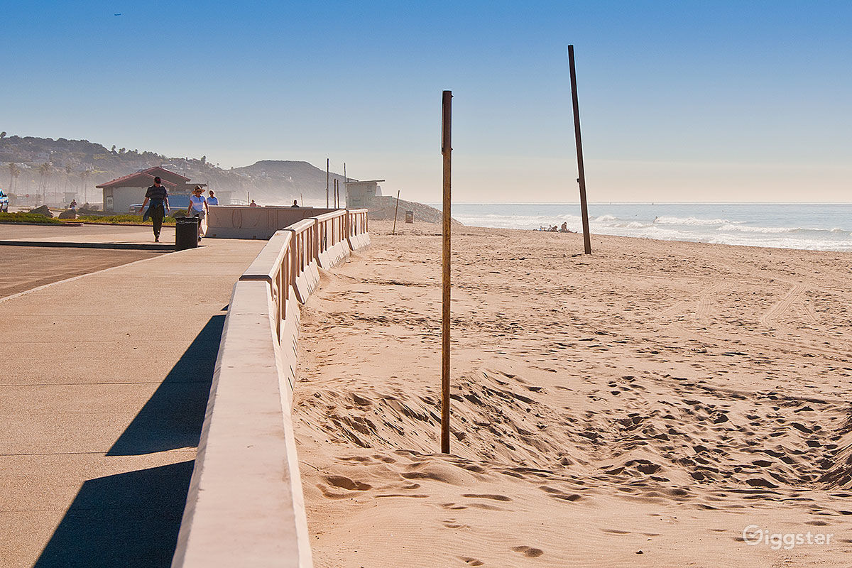 Zuma Beach Commercial Filming Location In Malibu Ca 90265