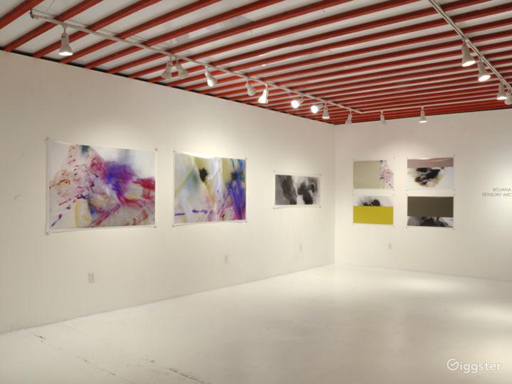 Nashville, TN art gallery