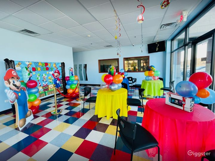 Interactive Private Party Venue and Club for All Kids Buyout Photo 4