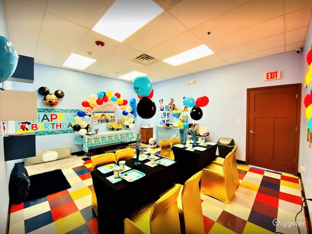 Interactive Private Party Venue and Club for All Kids Buyout Photo 1