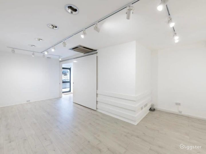 The West End's Most Versatile Blank Canvas Events and Exhibition Space Photo 3