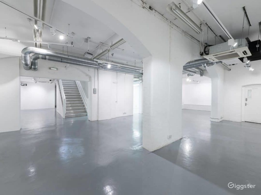 The West End's Most Versatile Blank Canvas Events and Exhibition Space Photo 1