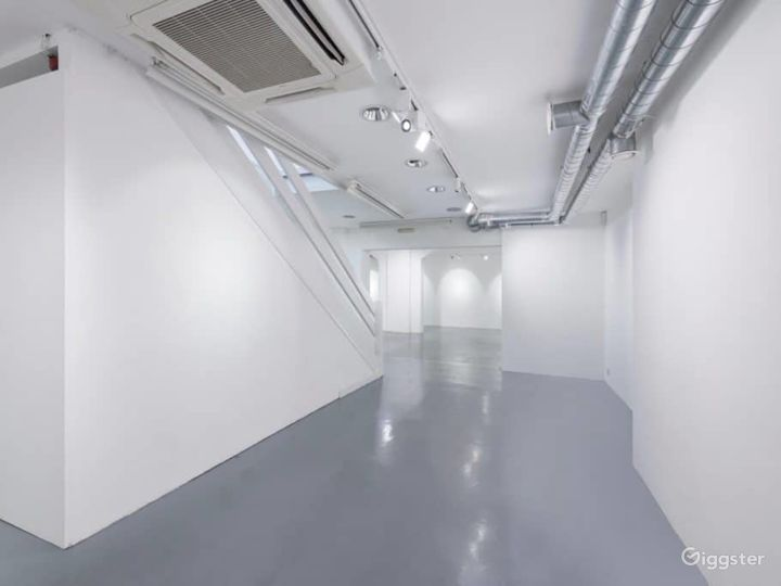 The West End's Most Versatile Blank Canvas Events and Exhibition Space Photo 5