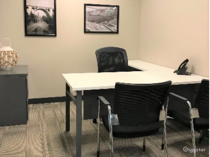 Well-equipped Day Office in Spokane Photo 2