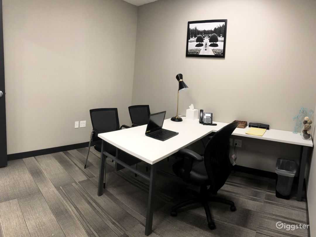 Well-equipped Day Office in Spokane Photo 1