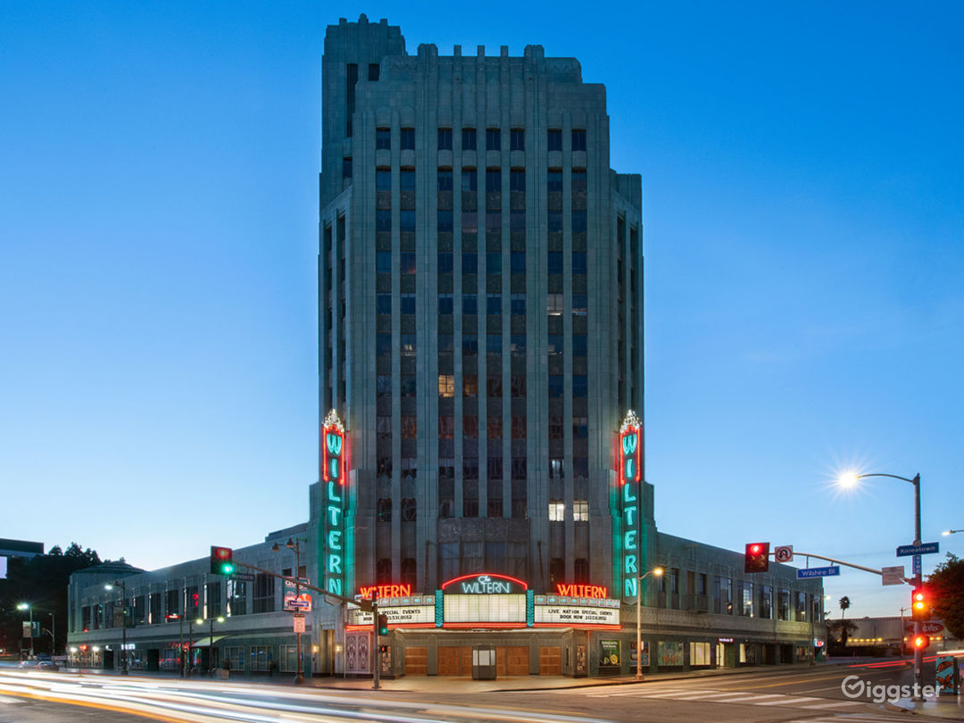 Art Deco Theater Photo 1