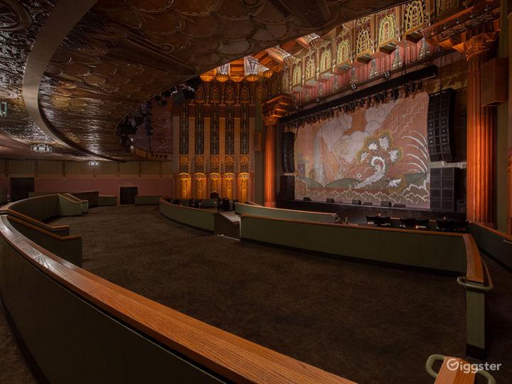 Art Deco Theater Photo 5