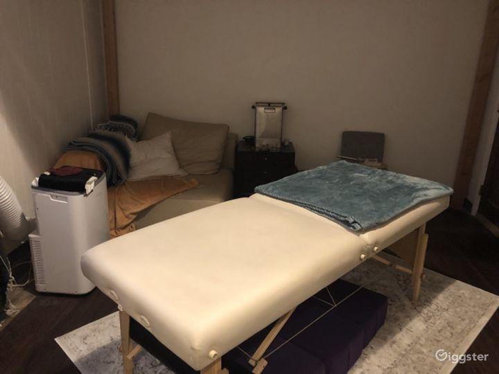 Holistic La Perla Spa Room Photo 5