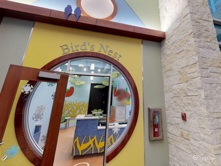 Bird's Nest Nook for Kids Photo 4