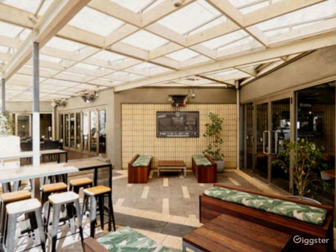 Indoor Main Bar & Outside Side Beer Garden for Parties Photo 1