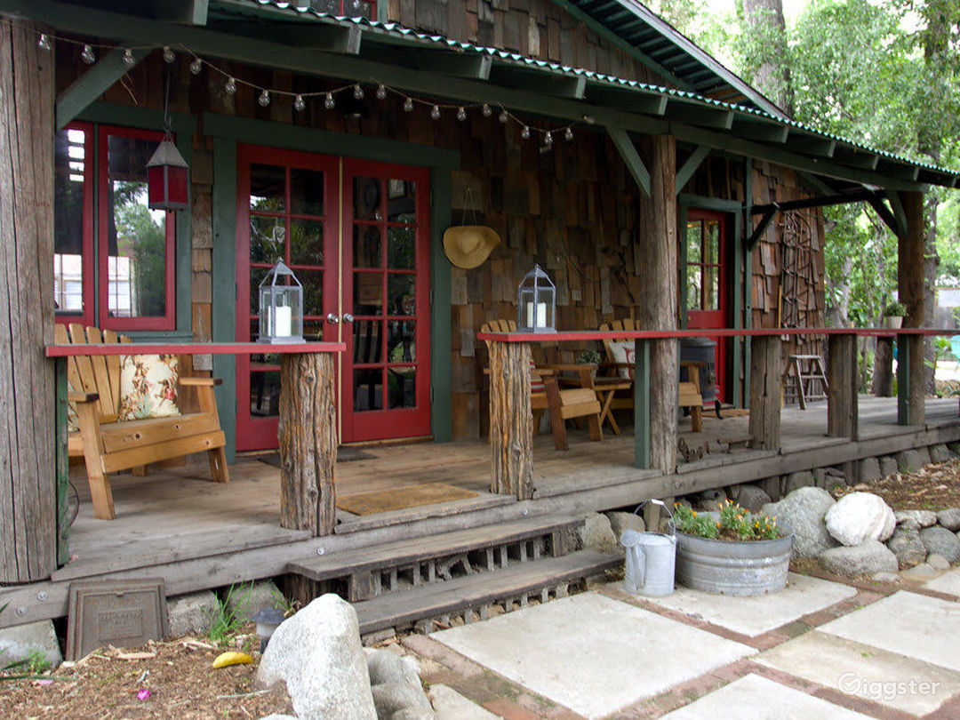 Frogtown Cabin Photo 5