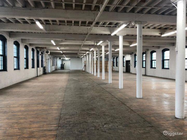 Yonkers Film/Production Stage/Loft -10-20K sqft