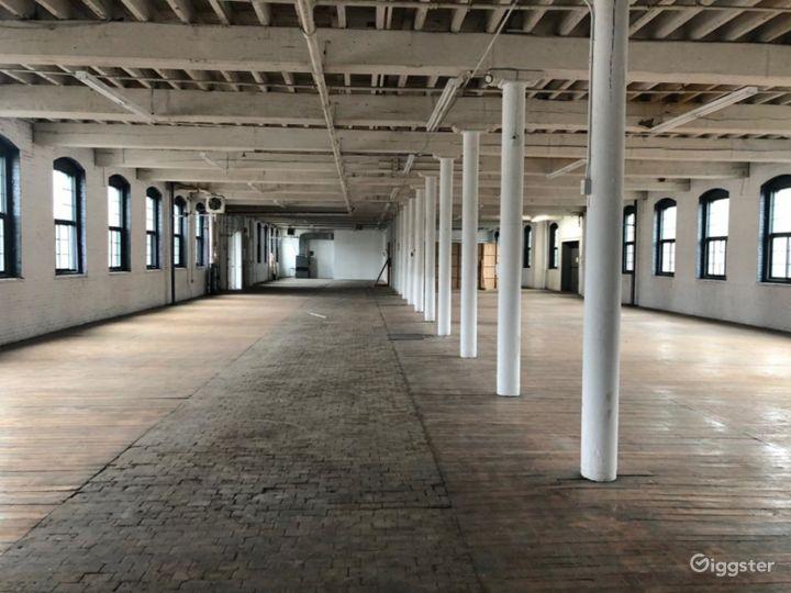 10,000 sq ft loft