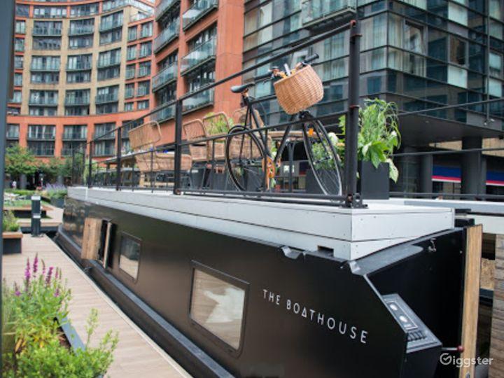 Paddington West - A boutique hotel boat Photo 5