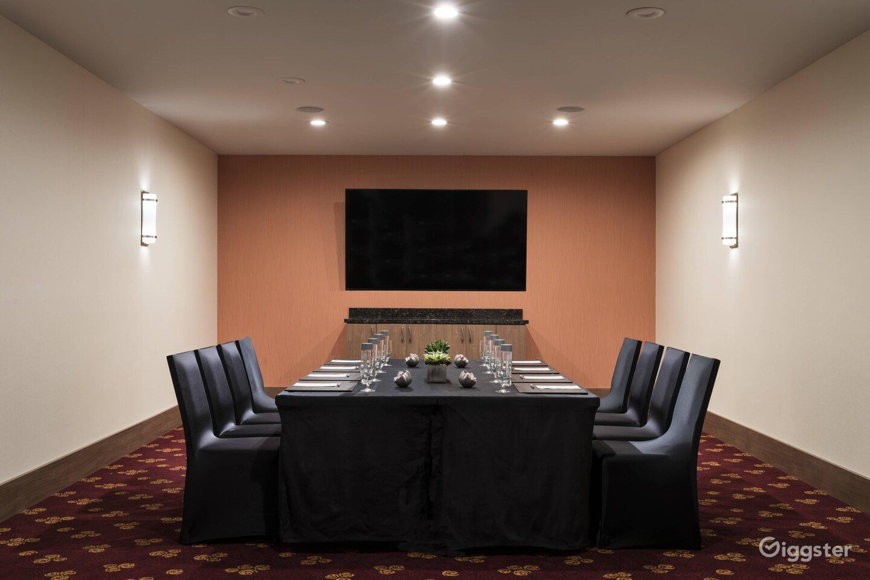 Classic Meeting room in LA Photo 1