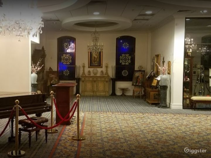 Event Space with Altar for Weddings in Houston Photo 2