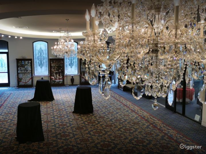 Event Space with Altar for Weddings in Houston Photo 3