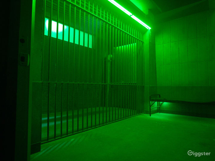 Jail Prison Cell | CreatorLA Photo 3