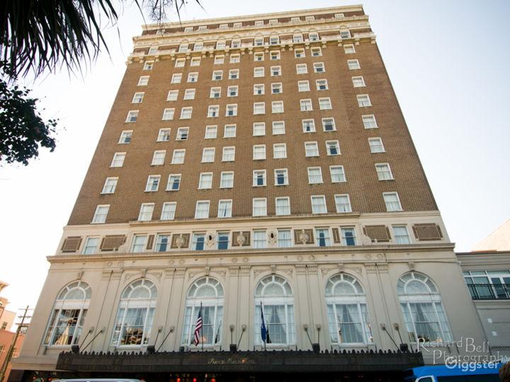Historic Hotel Circa 1924 in Charleston