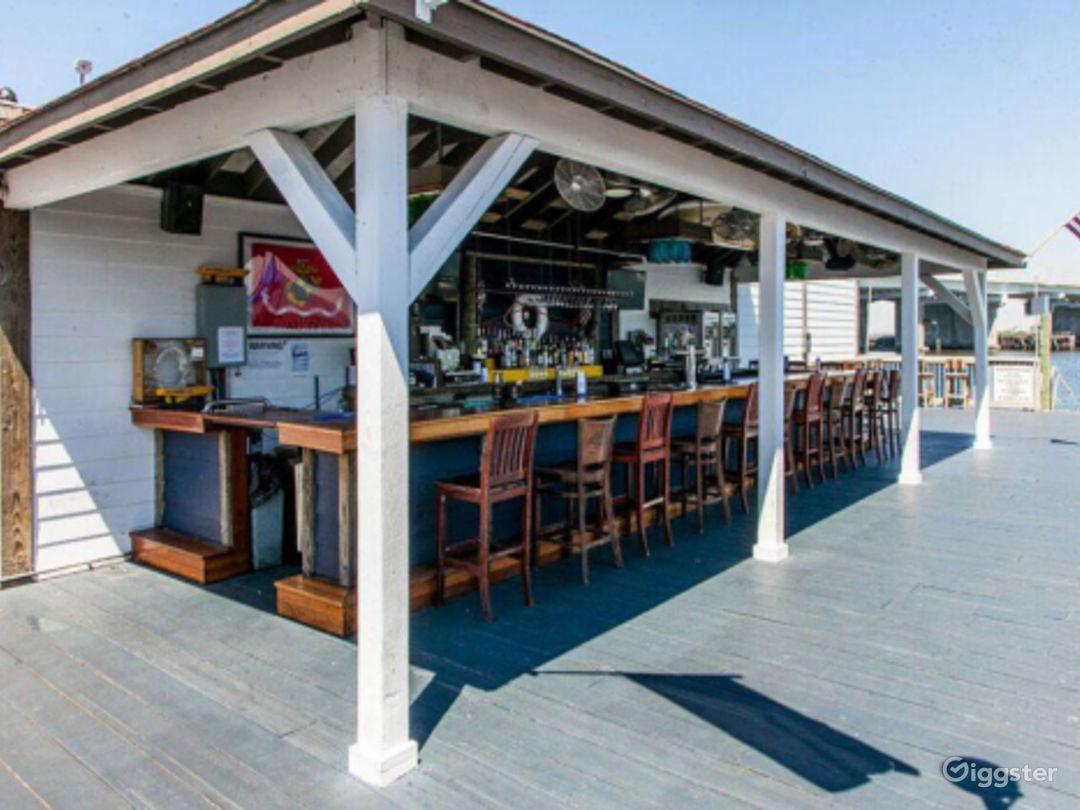 Restaurant Overlooking The Bay Photo 5