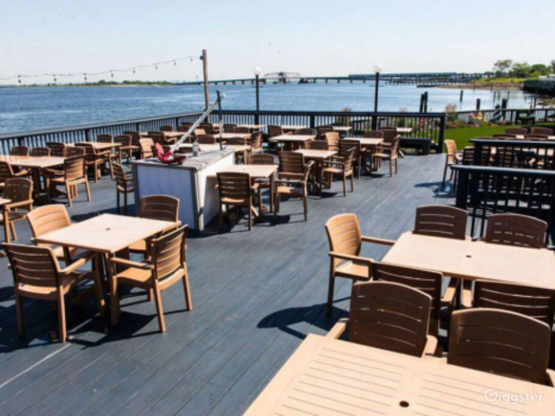 Restaurant Overlooking The Bay Photo 1