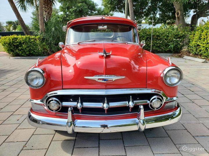 A head turner 1953 Chevrolet Sedan Delivery
