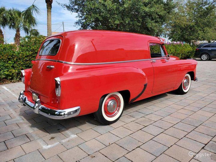 A head turner 1953 Chevrolet Sedan Delivery Photo 4