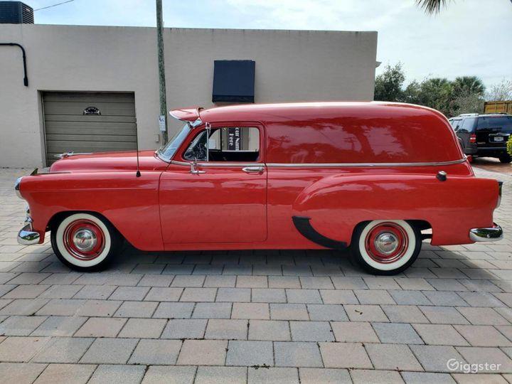 A head turner 1953 Chevrolet Sedan Delivery Photo 5